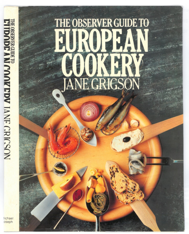 Observer Guide to European Cookery